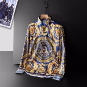 Versace Shirts for Versace Long-Sleeved Shirts for men #9130887