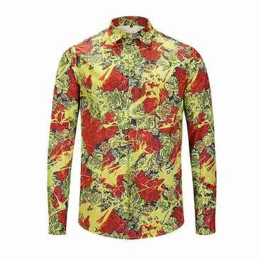 Versace Shirts for Versace Long-Sleeved Shirts for men #99900592