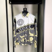 Versace Shirts for Versace Long-Sleeved Shirts for men #99901581