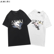 Amiri T-shirts White/Black #99899852