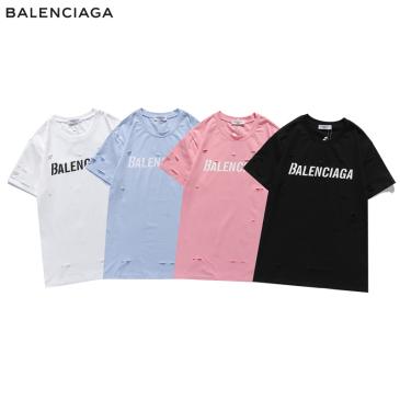 Balenciaga 2021 T-shirts for Men Women #99901121