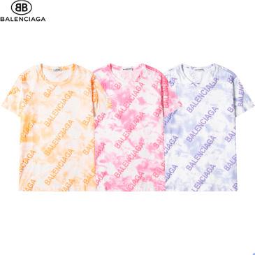 Balenciaga T-shirts for men and women #99904553