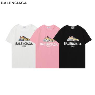 Balenciaga T-shirts for men and women #99904554