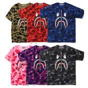 Bape T-Shirts Japanese popular logo camouflage false zipper #99902780