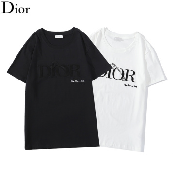 Dior T-shirts for men and Women #99115958