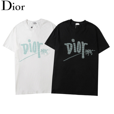 Dior new T-shirts for men and Women #99115960