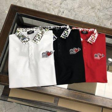 Fendi T-shirts for men #999901312