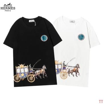 HERMES T-shirts for men #99902772