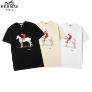 HERMES T-shirts for men and Women #99117600