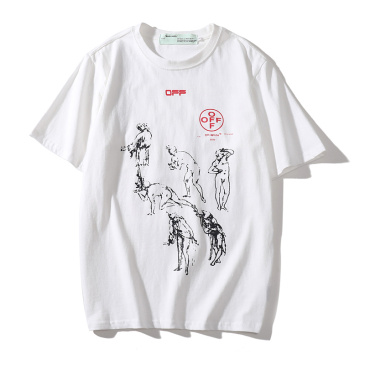OFF WHITE T-Shirts for MEN #9873421