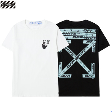 OFF WHITE T-Shirts for MEN #99907121
