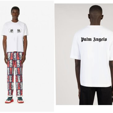 palm angels T-Shirts for men and women #99901950