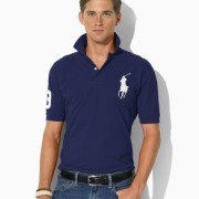 Ralph Lauren Big Pony number 3 Polo Shirts for MEN #993845