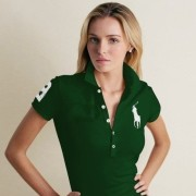 Ralph Lauren Big pony Polo Shirts for Women #993902