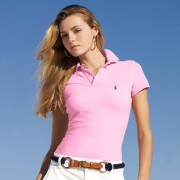 Ralph Lauren Small pony Polo Shirts for Women #993894