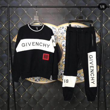 Givenchy Tracksuits for Men's long tracksuits #9109743