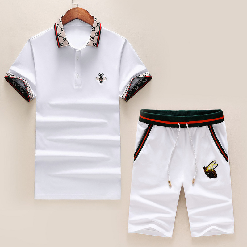 Gucci Tracksuits for Gucci short tracksuits for men #9122719