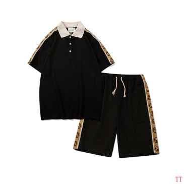 Gucci Tracksuits for Gucci short tracksuits for men #9875319