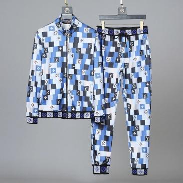 Louis Vuitton tracksuits for Men long tracksuits #99874775