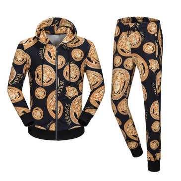 versace Tracksuits for Men's long tracksuits #999914141