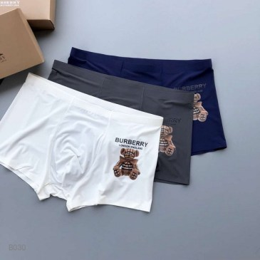 Burberry Underwears for Men (3PCS) #99117243