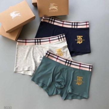 Burberry Underwears for Men (3PCS) #99117246