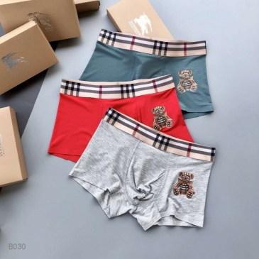 Burberry Underwears for Men (3PCS) #99117248