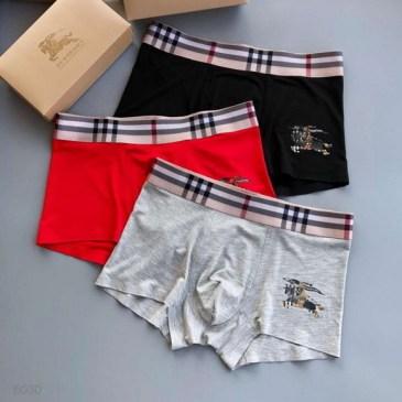 Burberry Underwears for Men (3PCS) #99117249