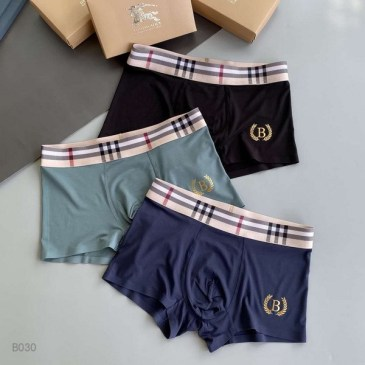 Burberry Underwears for Men (3PCS) #99117250