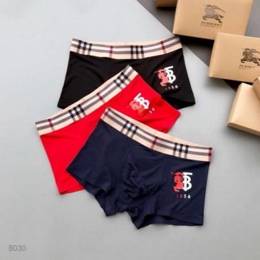 Burberry Underwears for Men (3PCS) #99117251