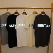 2020 ESSENTIALS 3M Reflective FOG Short sleeve T-shirts #99117318