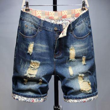 Balmain short Jeans for Men #99904317