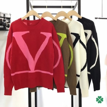 Valentino new long sleeve knitwear for women #99116353