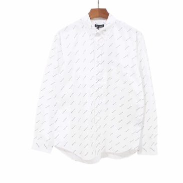 Balenciaga Long-Sleeved Shirts for men and women European size #99117500