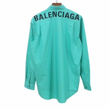 Balenciaga Long-Sleeved Shirts for men and women European size #99117503