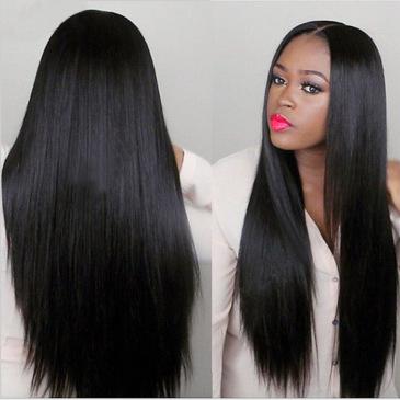 Brazilin straight human hair #999902262