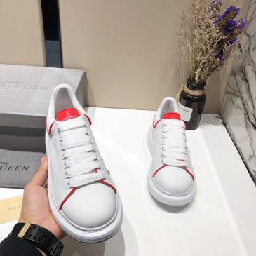 Alexander McQueen Shoes for Unisex McQueen Sneakers (3 colors) #9123871