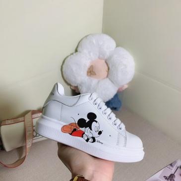 Alexander McQUEEN shoes for kids #99900999