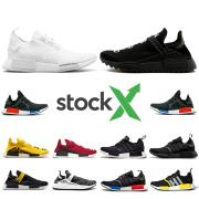 Adidas 2020 R1 Human Race XR1 Mens Running Shoes Pharrell Williams Oreo OG Classic Men Women mastermind japan Sports Adidas Sneakers #9875260