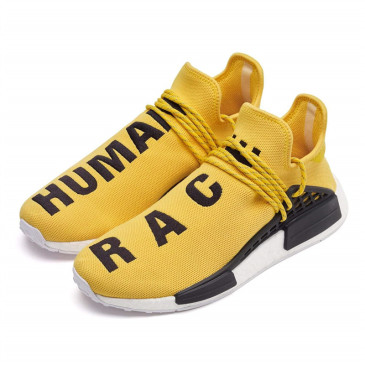 Human RACE HU nmd Pharrell Williams Trail Mens Designer Sports neutral spikes Running Shoes for Men Sneakers Women Casual Trainers shoe #9115432