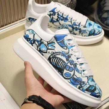 2020 New Alexander McQueen Shoes for Unisex McQueen Sneakers #9874808