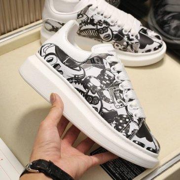 2020 New Alexander McQueen Shoes for Unisex McQueen Sneakers #9874809