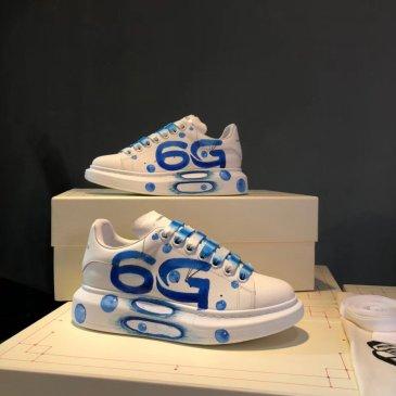 Alexander McQueen Shoes for Unisex McQueen Sneakers #9873702