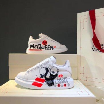 Alexander McQueen Shoes for Unisex McQueen Sneakers #9873703