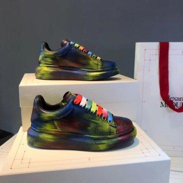 Alexander McQueen Shoes for Unisex McQueen Sneakers #9873705