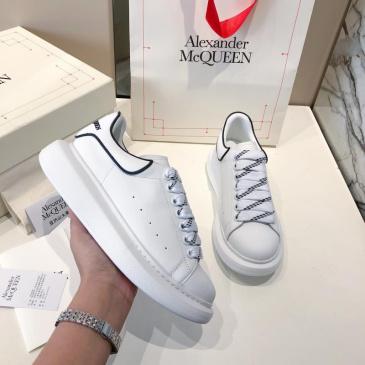 Alexander McQueen Shoes for Unisex McQueen Sneakers #99117286