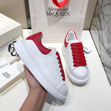 Alexander McQueen Shoes for Unisex McQueen Sneakers #99117289