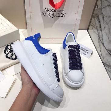 Alexander McQueen Shoes for Unisex McQueen Sneakers #99117291