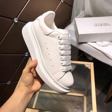 Hot Alexander McQueen Shoes for Unisex McQueen Sneakers #9874839