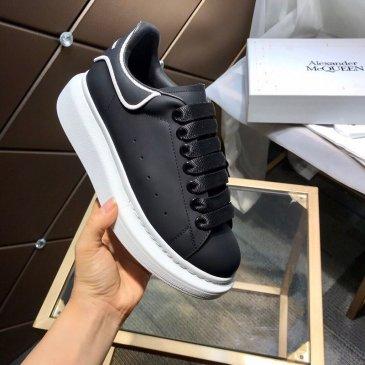 Hot Alexander McQueen Shoes for Unisex McQueen Sneakers #9874844
